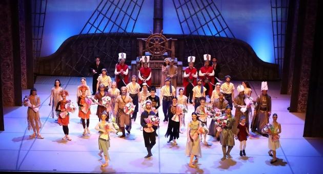 2.Uluslararası Gaziantep Opera Bale Festivali Başladı