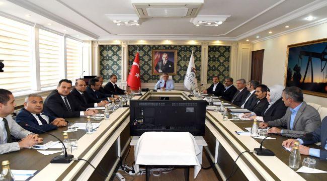 2019 Yılı 4. İl İstihdam Toplantısı Yapıldı