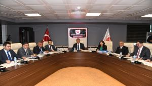 2020 Yılı Birinci İl Koordinasyon Toplantısı Yapıldı