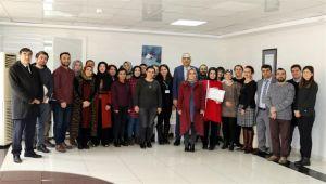 2020 Yılının İlk Yenidoğan Canlandırma Kursu (NRP) Düzenlendi