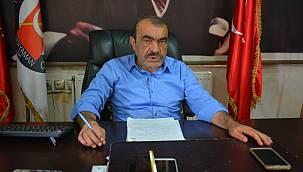 AGC BAŞKANI DİŞKAYA UYARDI ADIYAMAN da COVİD -19 FACİAYA DÖNMEK ÜZERE !!!