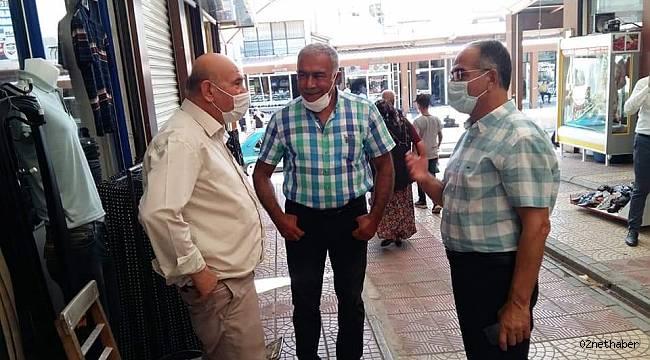 İyi Parti İl Başkanı DOĞAN Besni'de Vatandaşları Ziyaret etti
