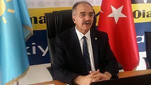 """İyi Parti İl Başkanı DOĞAN'dan """" 29 Ekim Cumhuriyet Bayramı mesajı"""