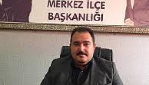 İyi Parti Merkez ilçe başkanı Hakan Karaaslan ''Çanakkale Geçilmez''