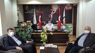 CHP Milletvekili TUTDERE'den AGC'ye Ziyaret