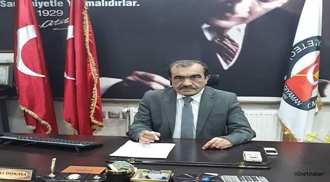 """DİŞKAYA; """"CHP'li Gölbaşı Belediye Başkanından Açıklama Bekliyoruz"""""""
