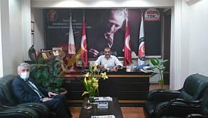 Türk Eğitim–Sen'den AGC'ye Ziyaret