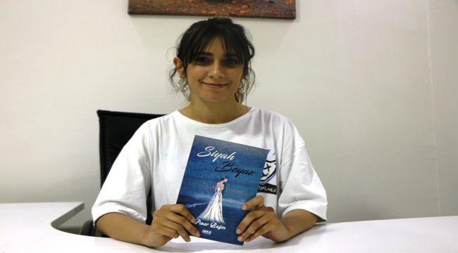 21 yaşındaki genç yazar ikinci kitabını çıkarmak için destek bekliyor - Videolu Haber