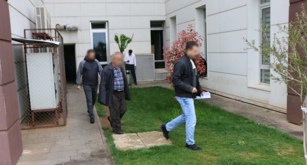 7 ilde FETÖ Operasyonu: 11 Gözaltı