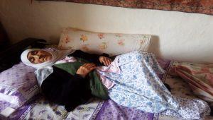 85 Yaşındaki Kahtalı Pakize Nine Koronavirüs Yenerek, Köyüne Döndü