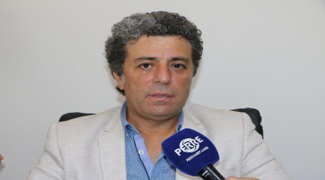 ADD Başkanı Palalı'dan Yerel Medyaya Destek Çağrısı - Videolu Haber