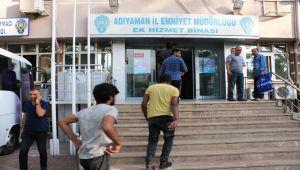 Adıyaman'a Gönderilen 50 Kaçak Göçmen Sınır Dışı Edilecek