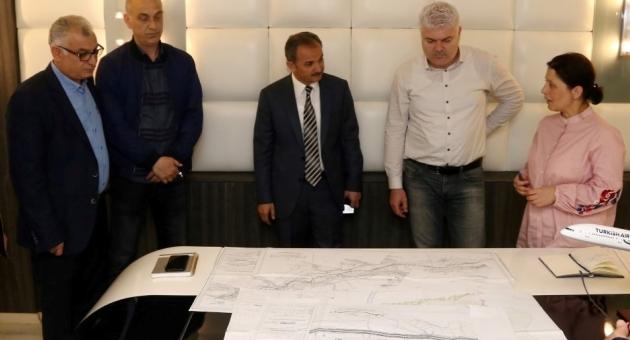 """Adıyaman Belediye Başkanı Kılınç:""""İlimizin Millet Bahçesi Özlemini Gidereceğiz"""""""