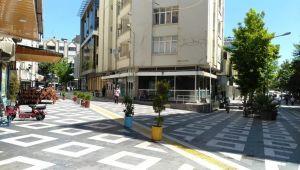 Adıyaman Belediyesi Filistin Caddesini düzenledi