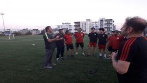 Adıyaman Belediyesi İşitme Engelliler Futbol Takımı hedefini büyüttü