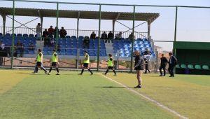 Adıyaman Belediyesi İşitme Engelliler Futbol Takımı Rakibini Hükmen Yendi