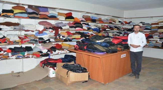 Adıyaman Belediyesi'nden Bin 500 Öğrenciye Kırtasiye Yardımı