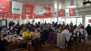 Adıyaman CHP İl Yönetimi Kadınlarla Buluştu - Videolu Haber