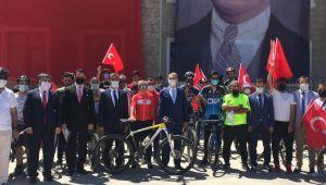 Adıyaman 'da '19 Mayıs Bisiklet Turu' düzelendi - Videolu Haber
