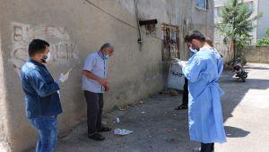 Adıyaman'da 2 sokak ve 5 evde karantina altına alındı - Videolu Haber