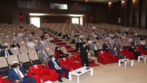 Adıyaman'da 2020 yılı üçüncü İl Koordinasyon Kurulu toplantısı yapıldı
