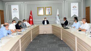 Adıyaman'da 2021 yılı üçüncü istihdam toplantısı yapıldı