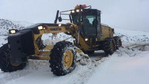 Adıyaman'da 207 köy yolu kapandı - Videolu Haber