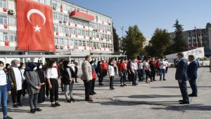 Adıyaman'da 29 Ekim Cumhuriyet Bayramı kutlandı - Videolu Haber