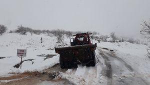 Adıyaman'da 45 Köy Yolu Ulaşıma Kapandı
