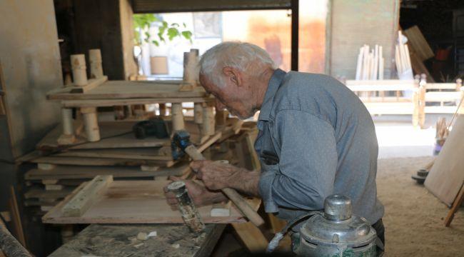 Adıyaman'da 52 yıllık marangoz artık çırak bulamıyor - Videolu Haber