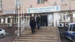 Adıyaman'da 8 Yıl Hapis Cezası İle Aranan Şüpheli Yakalandı