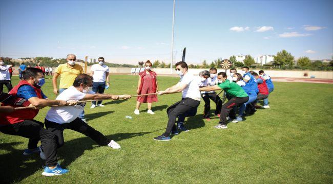 Adıyaman'da Avrupa Spor Haftası çeşitli etkinlikler ile kutlanıyor