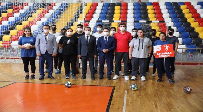 Adıyaman'da Avrupa Spor Haftası etkinliği - Videolu Haber