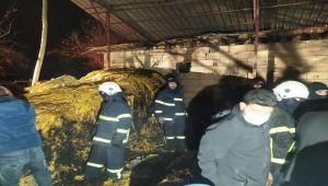 Adıyaman'da çıkan yangında 900 kilo tütün küle döndü - Videolu Haber
