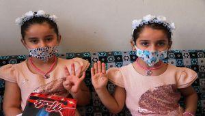 Adıyaman'da doğan 'Türkiye' ve 'Suriye' adlı ikizler ilgi çekiyor - Videolu Haber