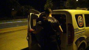 Adıyaman'da 'Dur' İhtarına Uymayan Motosiklet Sürücüsü Yakalandı