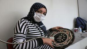 Adıyaman'da ev hanımları bakıra hayat veriyor - Videolu Haber