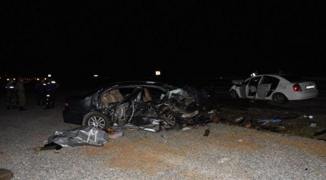 Adıyaman'da feci kaza: 3 ölü, 3 yaralı - Videolu Haber