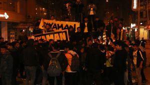 Adıyaman'da Fenerbahçeli Taraftarlar Galibiyet Coşkusu Yaşadı