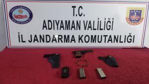 Adıyaman'da Hırsızlık Şüphelisi 12 Kişi Yakalandı