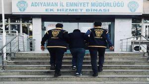Adıyaman'da Hırsızlık Şüphelisi 8 Kişi Tutuklandı