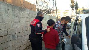 Adıyaman'da iki grup arasında kavga: 1 yaralı 8 gözaltı - Videolu Haber