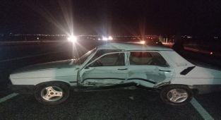 Adıyaman'da İki Otomobil Çarpıştı: 5 Yaralı