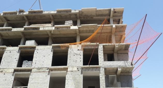 Adıyaman'da İnşaattan Düşen Kalıpçı Ustası hayatını kaybetti