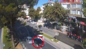 Adıyaman'da Kazalar Mobese Kameralarında - Videolu Haber