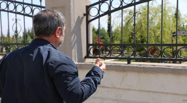Adıyaman'da Mezarlık Ziyaretleri Koronavirüs Tedbirleri Kapsamında Yasaklandı - Videolu Haber