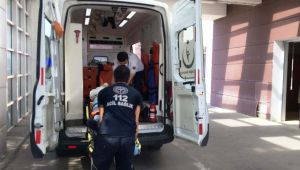 Adıyaman'da Otomobil Şarampole Devrildi:2 Yaralı