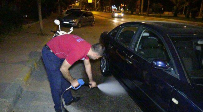 Adıyaman'da Otomobildeki Gaz Kaçağı Paniğe Neden Oldu - Videolu Haber