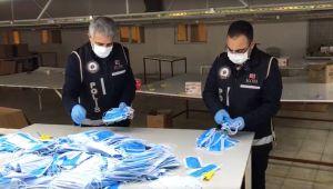 Adıyaman'da Sahte Maske Operasyonu: 1 Gözaltı - Videolu Haber
