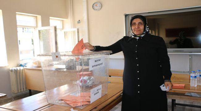 Adıyaman'da sandıktan oy değil vefa çıktı - Videolu Haber